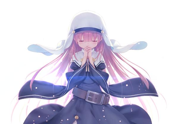 OPテーマ・挿入歌・EDテーマを「麻枝 准×やなぎなぎ」が担当決定!!OPテーマ「君という神話」の音源も初公開! (1)  (C)VISUAL ARTS / Key / 「神様になった日」Project