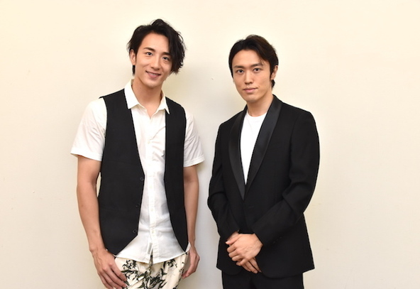 大貫勇輔(左)と永野亮比己