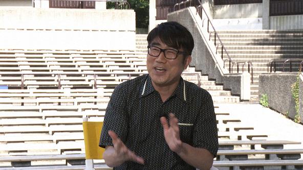 『SWITCHインタビュー』亀田誠治 (c)NHK