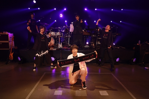 羽多野渉オフィシャルレポート 初の生バンドライブをオンラインにて開催「音楽を続けていてこれほど嬉しいことはない」