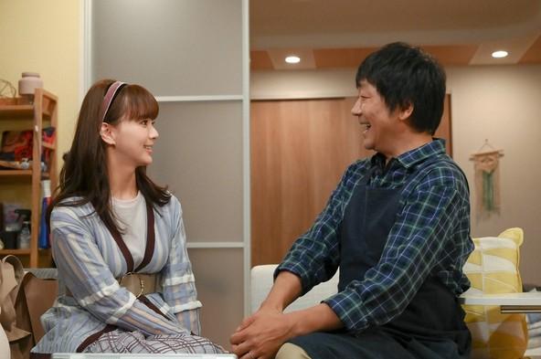 『私の家政夫ナギサさん』特別編 相原メイ役 多部未華子、  鴫野ナギサ役 大森南朋 (c)TBS