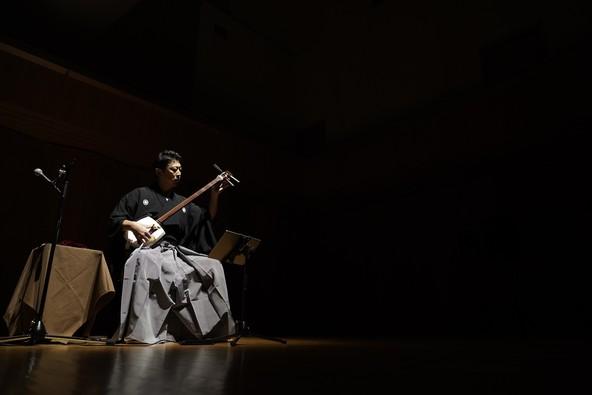三味線演奏家・上妻宏光、「生一丁!」と題したツアーの幕が5年ぶりに開幕!会場を訪れた観客へ感謝と感慨深い想いを伝える
