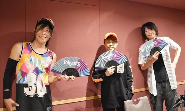 スペシャルゲストに西川貴教が登場!『GRANRODEOのまだまだハートに火をつけて』
