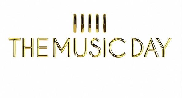 『THE MUSIC DAY』番組タイトル (c)NTV
