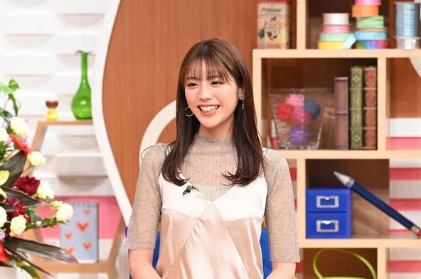 『メレンゲの気持ち』<ゲスト>貴島明日香 (c)NTV