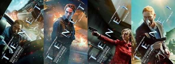 クリストファー・ノーラン監督『TENET テネット』ジョン・デイビッド・ワシントン、ロバート・パティンソンらが語る特別映像を解禁 (C)2020 Warner Bros. Entertainment Inc. All rights reserved.