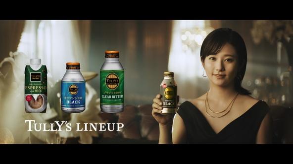 「TULLY'S COFFEE BARISTA'S BLACK」新作TV-CM 『この香り。これがコーヒー。』篇 10月7日(月)より放映開始 (1)