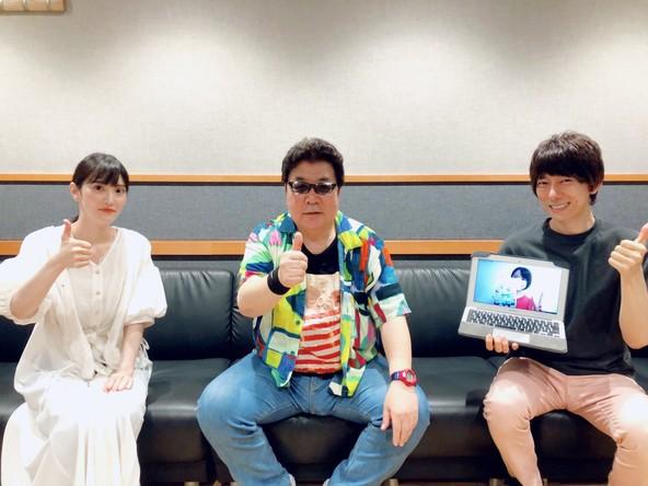 9月12日(土)の放送に、声優・玄田哲章が登場!TOKYO FM『羽多野渉と古賀葵 コエ×コエ』リスナーの心に残る『コトバ』をドラマ化羽多野渉・古賀葵・玄田哲章の3人で演じます。 (1)