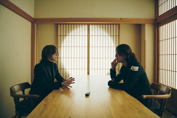 【PARCO出版9月新刊】SUGIZO[LUNA SEA]×TAKURO[GLAY]対談集『CONVERSATION PIECE ロックン・ロールを巡る10の対話』