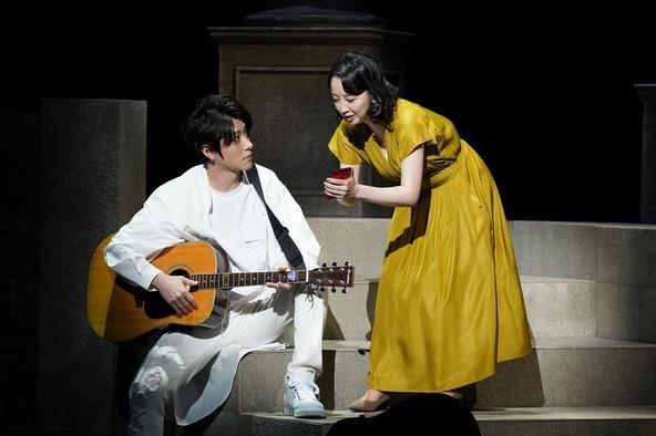 舞台『時子さんのトキ』舞台写真  (C)舞台「時子さんのトキ」/岩田えり