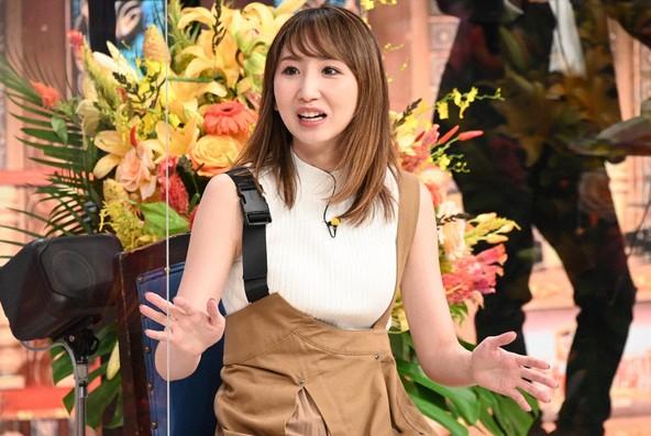 踊る!さんま御殿!!』SP 2世芸能人SP 愛原実花 (c)NTV - music.jpニュース