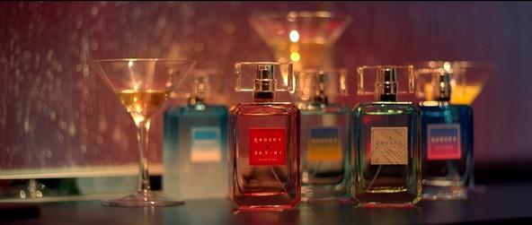 """""""最高にイケてる""""香水『RADSKY(ラッドスカイ)』がSKY-HIの新曲『Sexual Healing』のミュージックビデオに登場! (1)"""