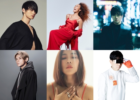 SKY-HI、Crystal Kay、MINMIらが最先端のヴァーチャル演出でパフォーマンス【TAKESHIBA Near Future LIVE Supported by block.fm】 (1)