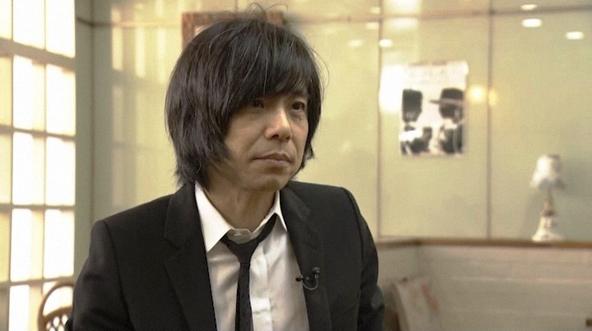 『SWITCHインタビュー』宮本浩次(1) (c)NHK