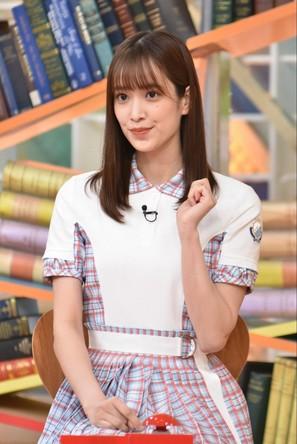 『林先生の初耳学!』<ゲスト>佐々木久美(日向坂46) (c)MBS