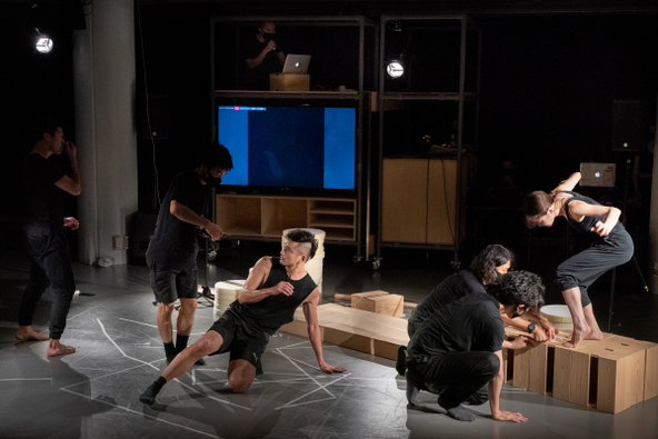 DaBY コレクティブダンスプロジェクト 第1回 新作トライアウト 写真提供:Dance Base Yokohama ©HATORI Naoshi