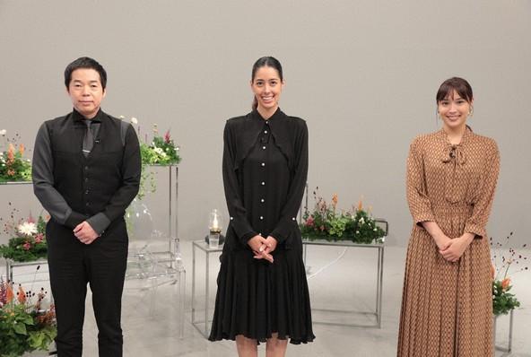 『アナザースカイII』<MC>今田耕司、広瀬アリス<ゲスト>森泉 (c)NTV
