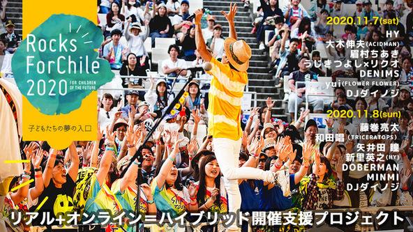 『Rocks ForChile 2020 in Toyonaka』
