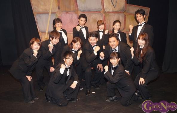 元SDN48 今吉めぐみが舞台「1/24」で殺陣に初挑戦!