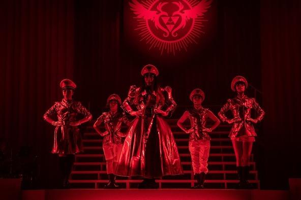 『東京ゲゲゲイ歌劇団 vol.IV 《キテレツメンタルワールド》』東京公演 (c)撮影:ARISAK