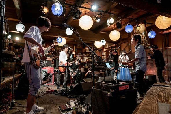 くるり主催『京都音楽博覧会2020 オンライン』/くるり 撮影=井上嘉和