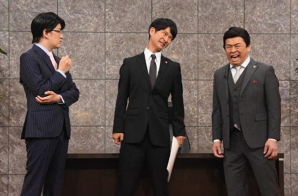 『ものまねグランプリ』秋のガチランキングスペシャル(3) (c)NTV