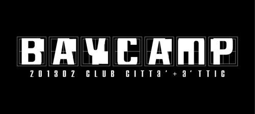『BAYCAMP 201302』第2弾で!!!KYONO+DJ BAKU!!!、rega、Predawnら計5組