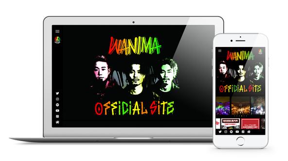 WANIMAがオフィシャルサイトをリニューアル!新たな会員制新サービス「WANIMA MEMBERS」を提供開始