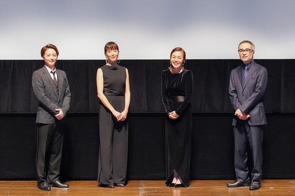 (左から)小池徹平、宮沢りえ、大竹しのぶ、松尾スズキ (c)撮影:宮川舞子