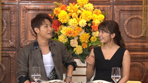 『ぐるぐるナインティナイン』SP 宇野実彩子・與真司郎(AAA) (c)NTV