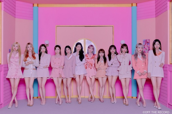 IZ*ONE  (C)OFF THE RECORD