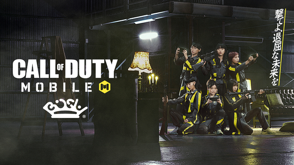 『Call of Duty: Mobile』にBiSHが参戦決定!1周年を記念し、BiSH書き下ろし新曲を10月15日(木)にゲーム内ライブで初披露 (1)