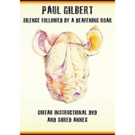 ポール・ギルバート、ウタもの最新アルバムを引っさげて来日決定