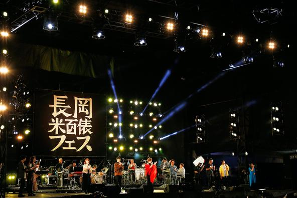 『長岡 米百俵フェス ~花火と食と音楽と~ 2020』10月11日(2日目)