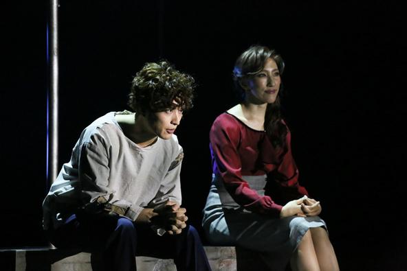 ミュージカル『アルジャーノンに花束を』 (c)(撮影:宮川舞子)