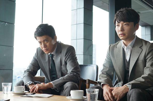 映画『罪の声』 (C)2020 映画「罪の声」製作委員会