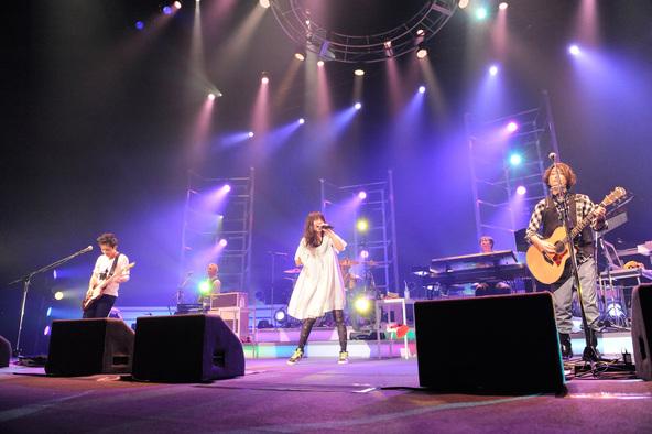 「いきものがかり 結成20周年WOWOWスペシャル」軌跡を辿る過去ライブ3本を11月15日に一挙放送!