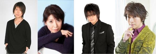神谷浩史、三石琴乃、森川智之、小野大輔がゲストキャラで登場 『アドベンチャー・タイム』ゲストキャラ特集第2弾は10月19日放送