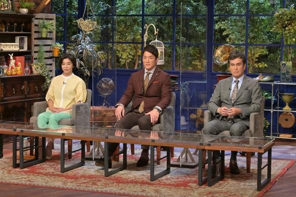 『ザワつく!金曜日』<MC>高嶋ちさ子、長嶋一茂、石原良純(1) (c)テレビ朝日