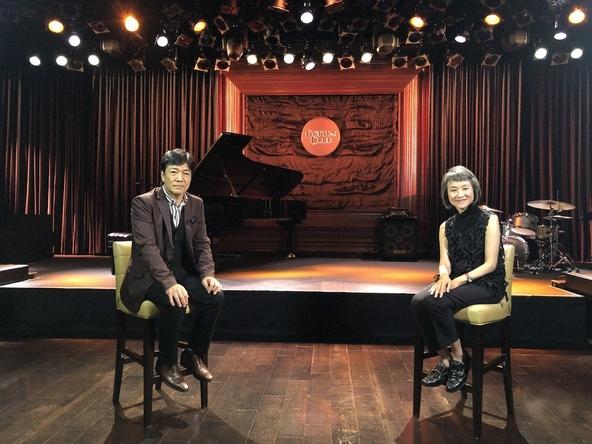 『SWITCHインタビュー 達人達』野口五郎、須藤玲子(2) (c)NHK