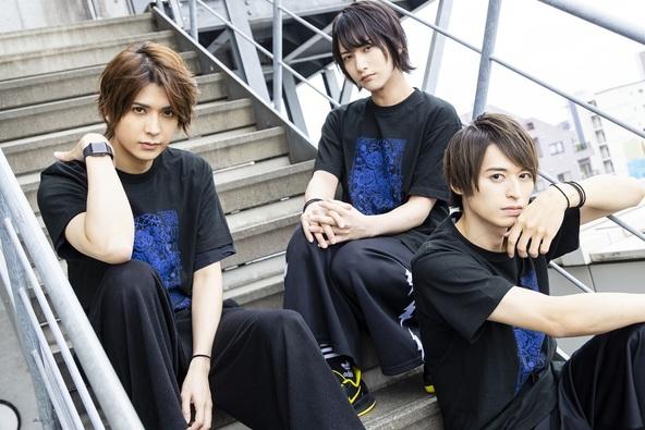 左から仲田博喜、秋葉友佑、高本学 (c)撮影:福岡諒祠