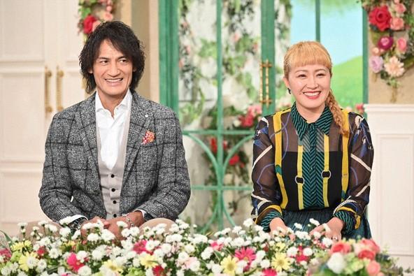 『徹子の部屋』〈ゲスト〉丸山桂里奈&本並健治 (c)テレビ朝日
