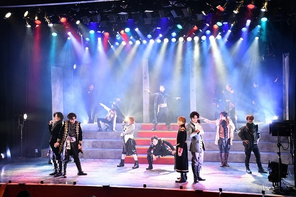 舞台『黒の王』より