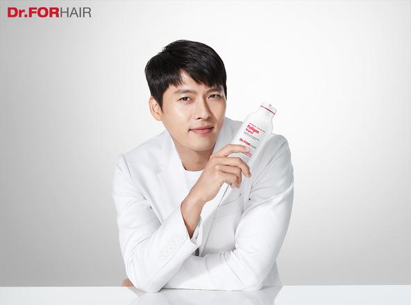 韓国大ヒットヘアケアブランド「Dr. FOR HAIR」が日本初上陸! 「愛の不時着」主演のヒョンビンをイメージキャラクターに起用 (1)