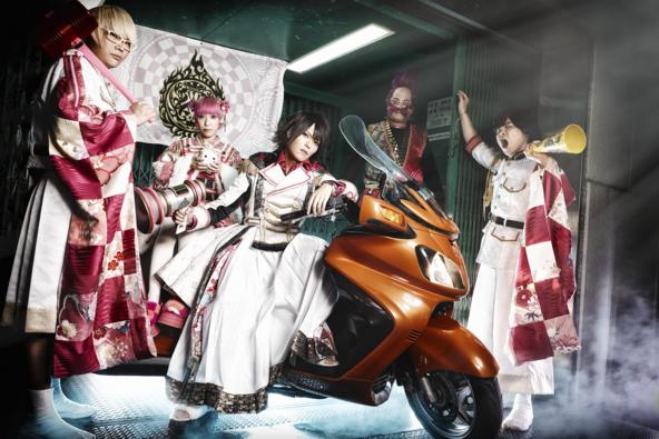 エナツの祟り テレビ東京『プレミアMelodiX!』11月度エンディングテーマ決定! 音楽番組初出演 (1)