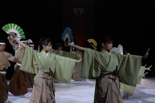 NMB48が伝統芸能「吟剣詩舞」とコラボレーション『吟と舞祭り』2020年11月1日(日)日本武道館から無観客無料生配信にて開催 (1)