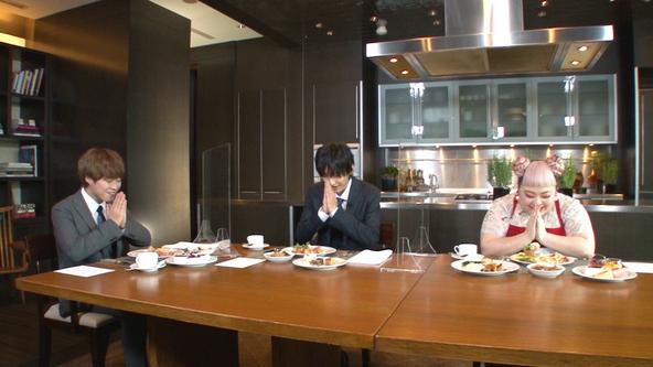 『なにわ男子と一流姉さん』大橋和也、道枝駿佑(なにわ男子)、<ゲスト>渡辺直美 (c)テレビ朝日