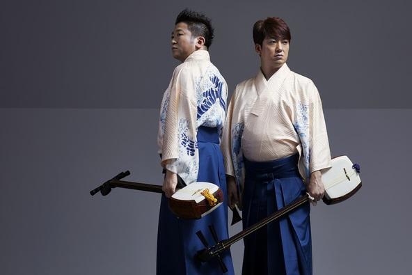 吉田兄弟が20周年にして三味線の新たな可能性に挑む公演『三味線だけの世界』ーー三味線の新たな一面と伝統的な面の両方を見せたい