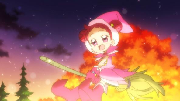 おジャ魔女どれみ20周年記念作品『魔女見習いをさがして』より (C)東映・東映アニメーション