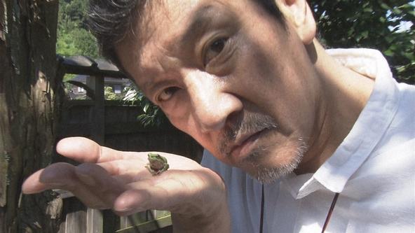 『鶴瓶の家族に乾杯 2020特別編』<ゲスト>奥田瑛二 (c)NHK